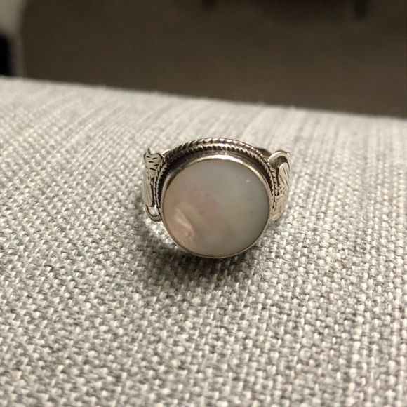 Jewelry - FWP ring 925 silver